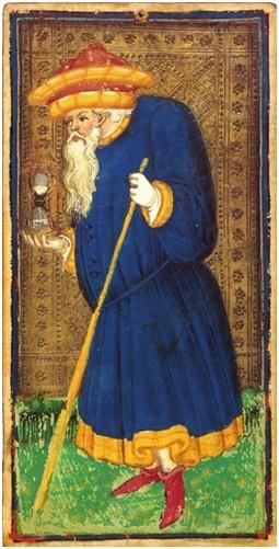 维斯康提-斯福扎中的隐士